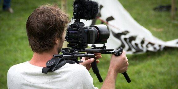 Randy K. Reendex Sport Cameraman
